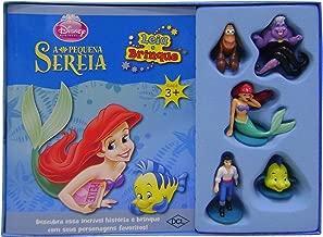 A Pequena Sereia - Coleção Disney Leia e Brinque