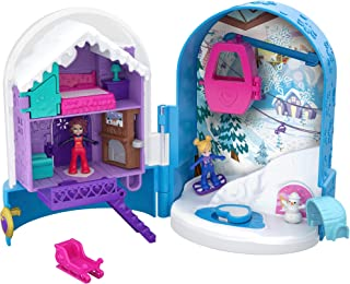 Polly Pocket Big Pocket World, Snow Globe