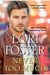 Never Too Much (Brava Brothers series Book 2) Kindle Edition