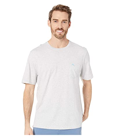 Tommy Bahama New Bali Skyline T-Shirt (Zinc Grey Heather) Men