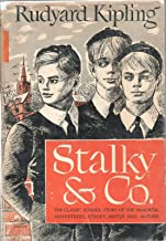 STALKY & CO by RUDYARD KIPLING Doubleday 1897 1898 1899 1949 HC