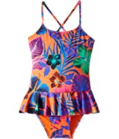Vilebrequin Kids - Porto Rico Swim One-Piece (Toddler/Little Kids/Big Kids)