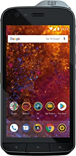 CAT S61 5.2 Inch, 64GB, 4GB RAM, IPS, LCD, IP68, Android 8.0 Smartphone - Black