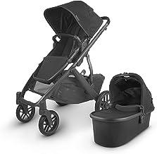 Best UPPAbaby Vista V2 Stroller - Jake (Black/Carbon/Black Leather) Review