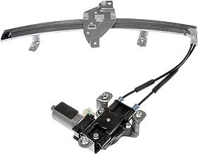 Dorman 741-638 Front Passenger Side Power Window Motor and Regulator Assembly for Select Buick / Oldsmobile Models, Black