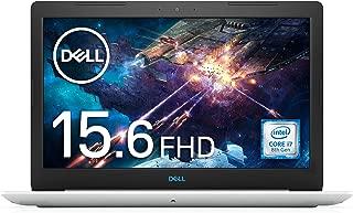 Dell ゲーミングノートパソコン G3 15 3579 Core i7 ホワイト 19Q12W/Windows 10/15.6 FHD/8GB/128GB SSD+1TB HDD/GTX1050Ti