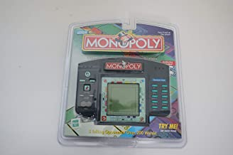 Monopoly Electronic Handheld by Hasbro