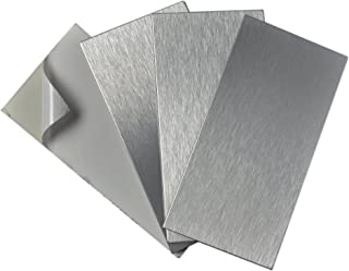 Best stainless steel stickers Reviews