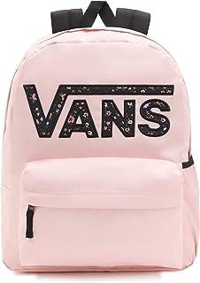 Vans Damen Realm Flying V Backpack Rucksack, Powder Pink, Einheitsgröße