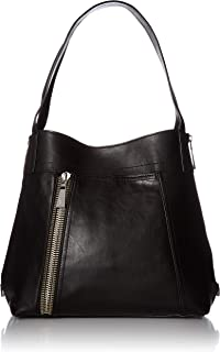 FRYE Lena Zip Leather Shoulder Bag