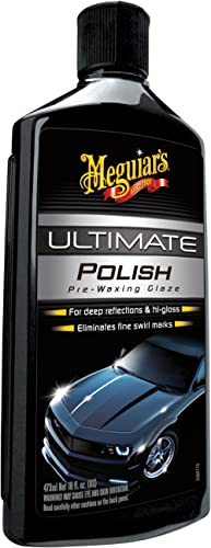 Meguiar's G19216 Ultimate Polish (473 ml)