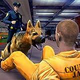 Jail Break Prison Escape & Subway Gangster Chasing 3D: Police Dog...