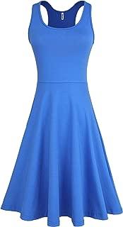 Best light blue sleeveless dress Reviews