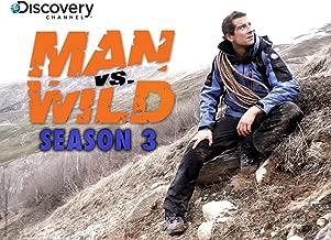 man vs wild bee