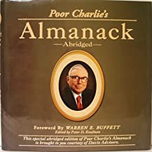 Poor Charlie's Almanack: The Wit and Wisdom of Charles T. Munger (Abridged)