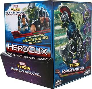 Marvel HeroClix: Thor Ragnarok Movie Gravity Feed Display