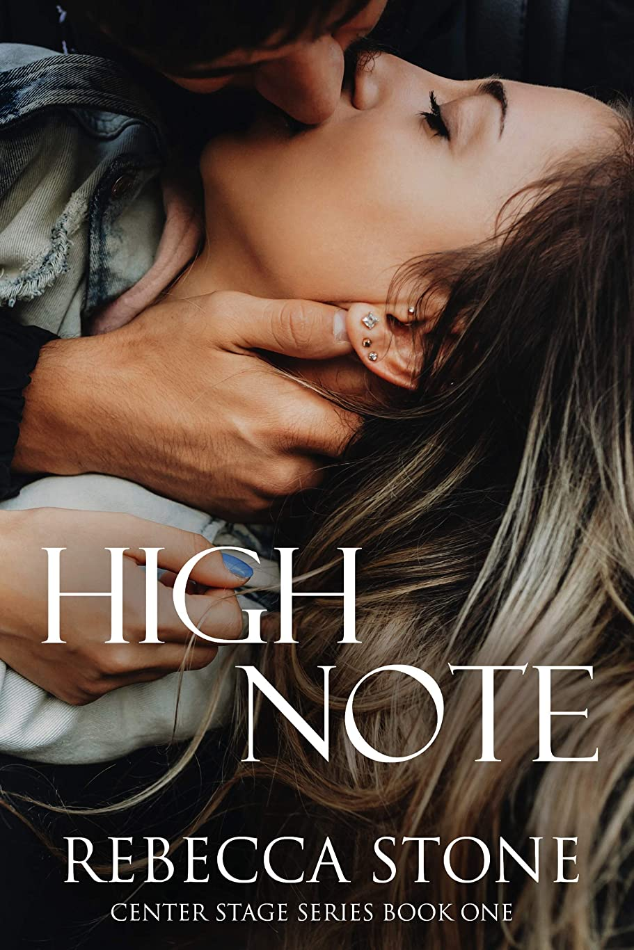 ファイナンス花有能なHigh Note (Center Stage Book 1) (English Edition)