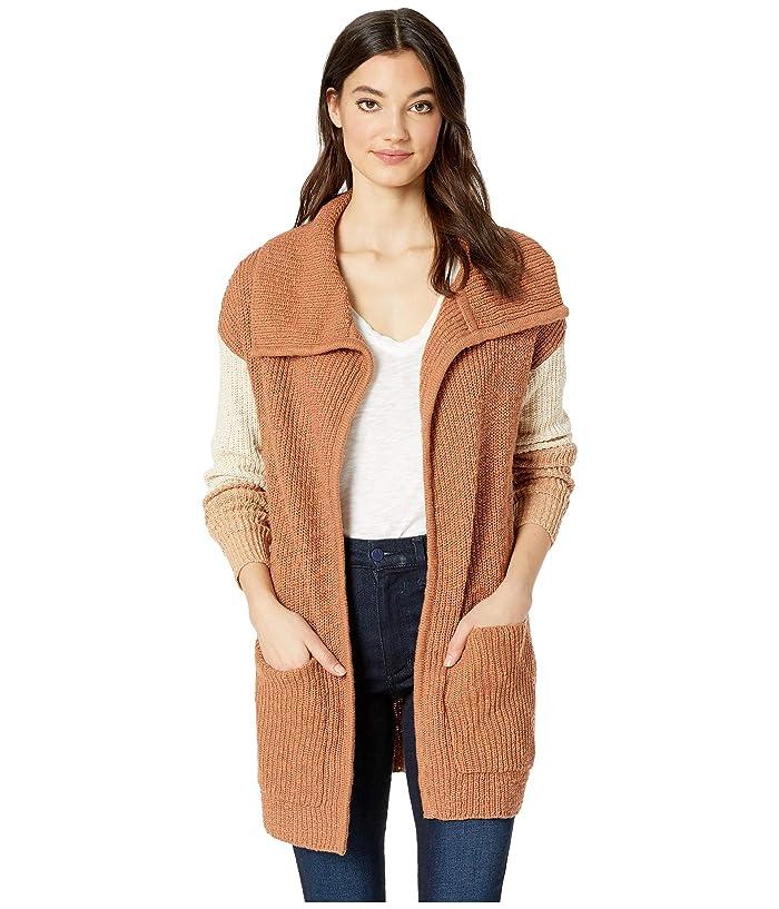 Billabong New Comer Sweater (Toffee) Women