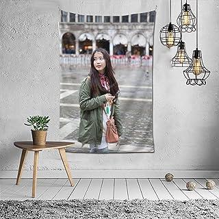 스무 살의 봄 아이유 배경 화면 ファッションインテリアデコレーション多機能ベッドルームパーソナリティギフト内壁ハンギングルームカーテンギフトウォールアートファッション新館ウェディングギフトかわいい風景10925