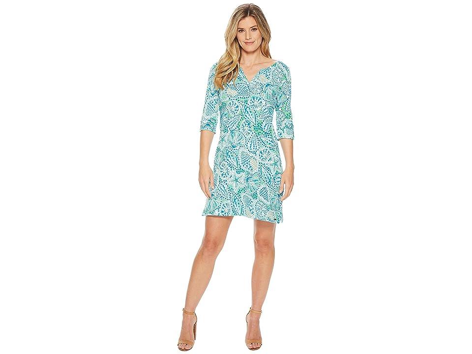 Hatley Lucy Dress (Green St.Barts) Women