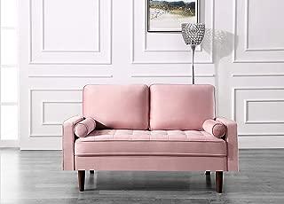 US Pride Furniture Love Seats, Loveseat, Pink