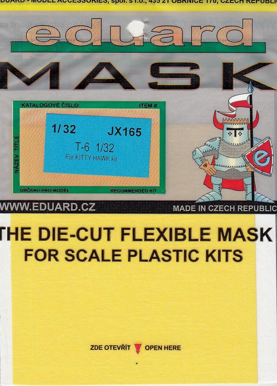 Eduard Masks 1 32  T6  (EDMJX165)