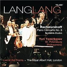 Rachmaninoff: Piano Concerto No. 3 / Scriabin: Etudes