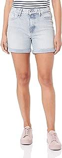 TOMMY HILFIGER Women's Essential Slim Fit Denim Shorts