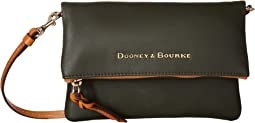 Dooney & Bourke - City Foldover Zip Crossbody