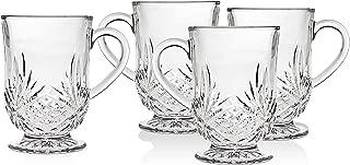 Best glass christmas mugs Reviews