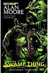 Saga of the Swamp Thing: Book Two Kindle Edition