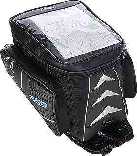 Oxford OL230 X20 Black Strap-On Motorcycle Tank Bag