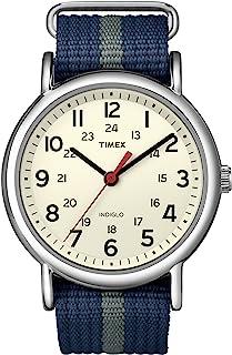 Timex Weekender Watch Slip Thru Strap