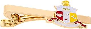 Kappa Alpha Psi Fraternity Crest Tie Bar Greek Formal Wear Blazer Jacket Nupe (Crest Tie Bar)