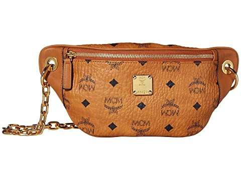 MCM Essential Visetos Original Crossbody Mini