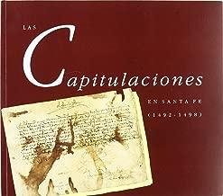 Las capitulaciones en Santa Fe (1492-1498) (Spanish Edition)