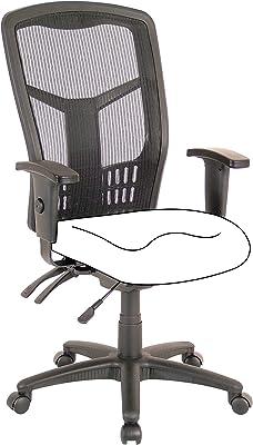 Lorell High Back Chair Frame, Black