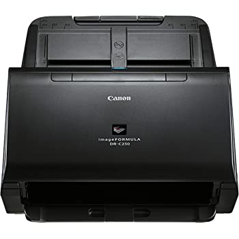 Canon 2646C002 imageFORMULA DR-C230 Home Office Document Scanner,Black
