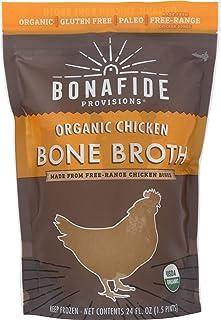 Bonafide Provisions Chicken Bone Broth, 1.5 lb (Frozen)