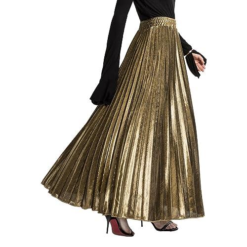 4ef418e1a54dc Pleated Skirt: Amazon.com