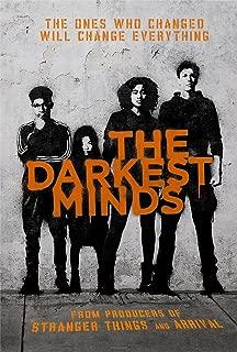 Kirbis The Darkest Minds Movie Poster 18 x 28 Inches