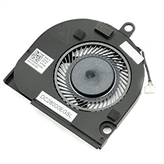 AIVIBRANT CPU Cooling Fan for Dell Latitude E5550, EG50050S1-C460-S9A KDB0705HCA02 DC5V 0.38A