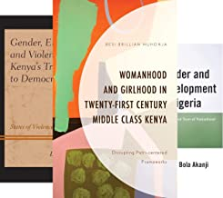 Critical African Studies in Gender and Sexuality (7 Book Series)