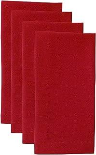 Kate Spade New York Larabee Dot Napkin Set - Cranberry - 4 ct