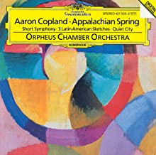 Copland: Quiet City for Cor Anglais, Trumpet and Strings - Slow - Slower - Largamente - Tempo I