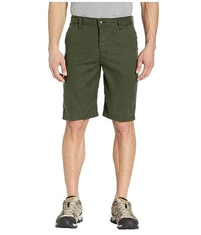 Prana Furrow 11 Short (Nori Green) Men
