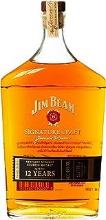 Jim Beam Signature Craft 12 Jahre Bourbon Whiskey 1 x 1 l