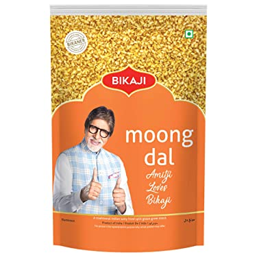 Bikaji Moong Dal, 400g