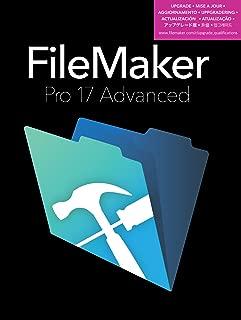 FileMaker Pro 17 Advanced Upgrade Download Mac/Win [Online Code]
