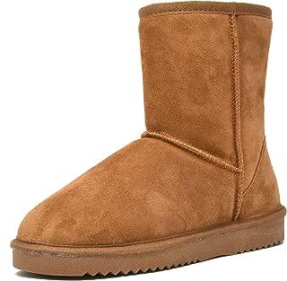kirkland shearling boots size 10